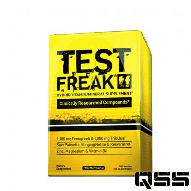 Test Freak (120 capsules)