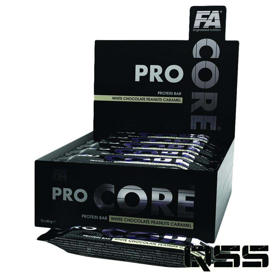 core protein bar