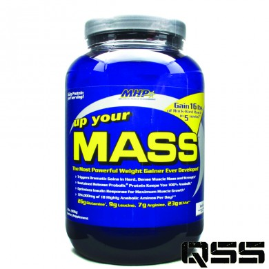 Up Your Mass (907g)