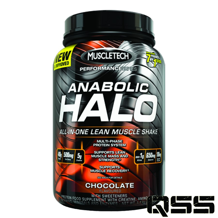 anabolic halo cherry review