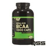 BCAA 1000 (400 Capsules)