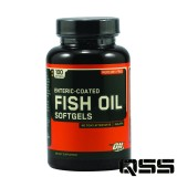 Enteric Coated Fish Oil (200 Softgels)