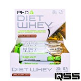 Diet Whey Bars (12x50g)