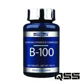 B-100 (100 Tablets)
