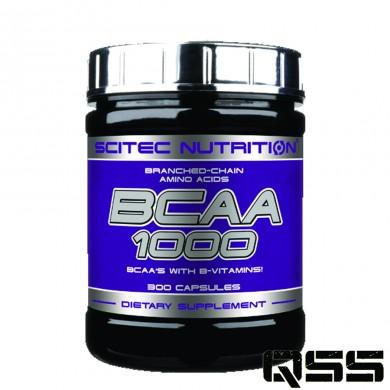 BCAA 1000 (300 Capsules)