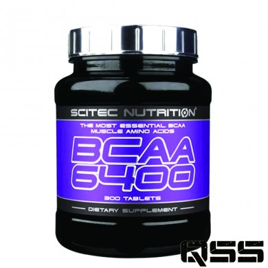 BCAA 6400 (125 Tablets)
