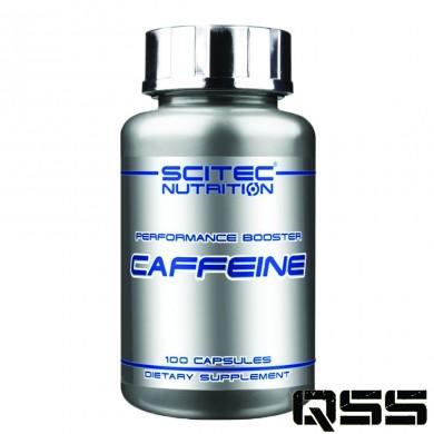Caffeine (100 Capsules)
