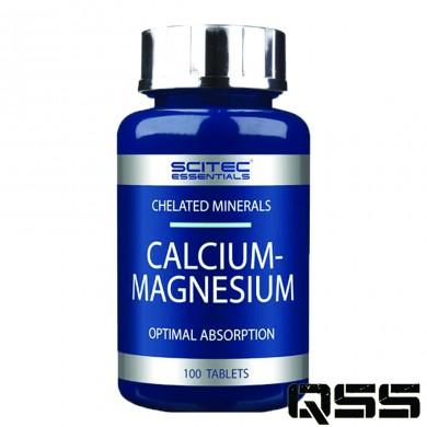 Calcium-Magnesium (100 Tablets)