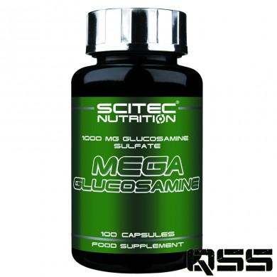 Mega Glucosamine (100 Capsules)