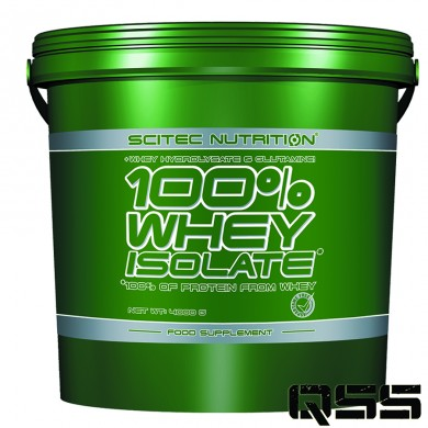 Whey Isolate (4000g)