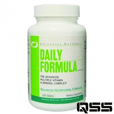 Daily Formula (100 Tablets)