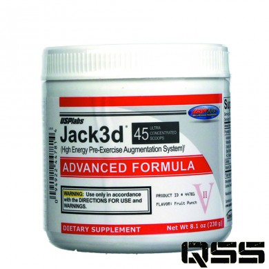 Jack3d Advanced (230g)