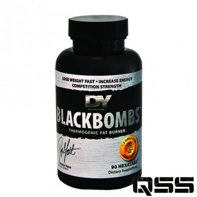 Black Bombs (90 Tablets)
