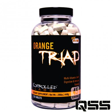 Orange Triad (270 Tablets)