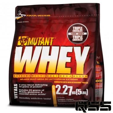 Mutant - Whey (5lbs)