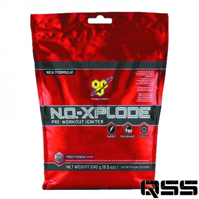 NO Xplode 3.0 ( 12 Servings )