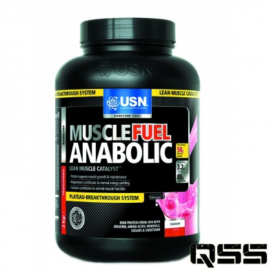 USN - Muscle Fuel Anabolic (2kg)