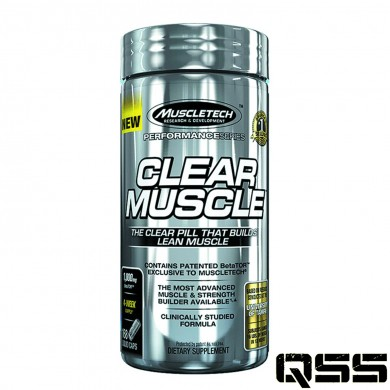 MuscleTech - Clear Muscle (168 Capsles)