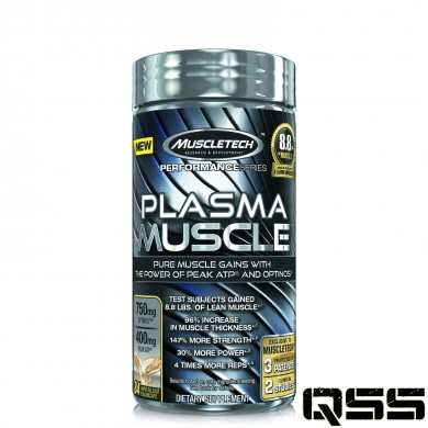 MuscleTech - Plasma Muscle (84 Capsules)