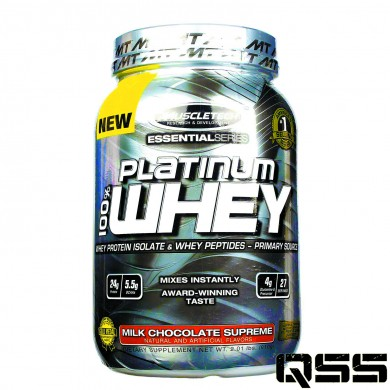 MuscleTech - Platinum 100% Pure Whey (2lbs)