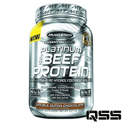 MuscleTech - Platinum Beef Protein (2lb)