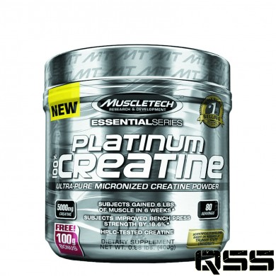 MuscleTech - Platinum Creatine (402g)