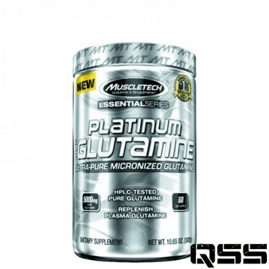 MuscleTech - Platinum Glutamine (300g)