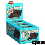Lenny and Larry - Muscle Brownie 12 x 80g