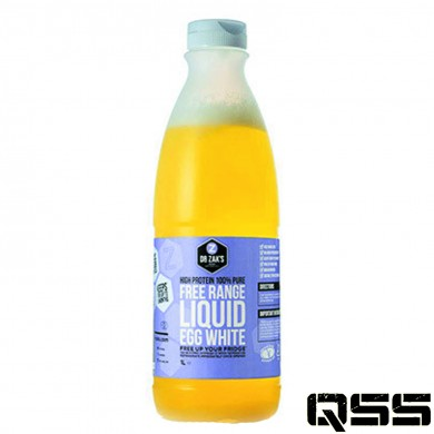 Dr Zaks - Liquid Egg White Free Range (970ml)