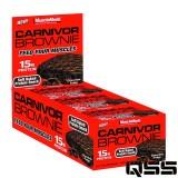 MuscleMeds - Carnivor Brownie (12 x 52g)