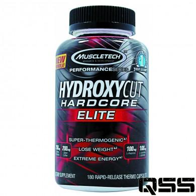 Hydroxycut Hardcore Elite (180 Capsules)