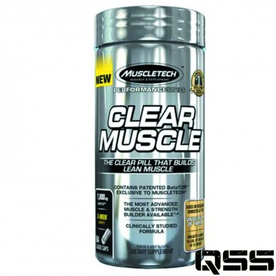 MuscleTech - Clear Muscle (84 Capsules)
