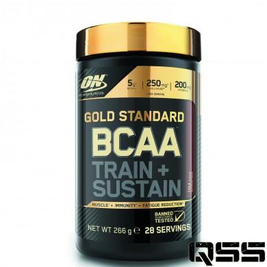 GOLD STANDARD BCAA (266g)