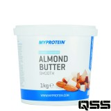 Almond Butter Smooth (1kg)