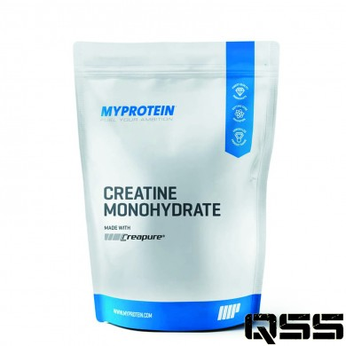 Creatine Monohydrate with Creapure (500g)