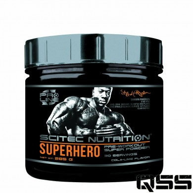 Superhero Pre-workout (285g)
