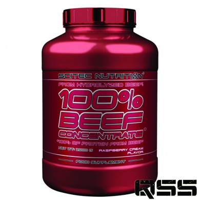 100% Beef Concentrate Protein ( 2kg )