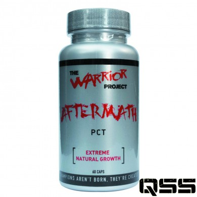 Aftermath PCT (60 Capsules)