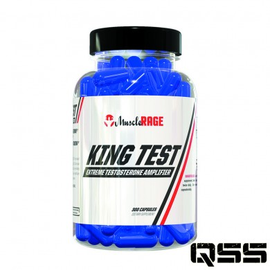 King Test (300 Capsules)